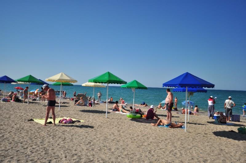Прибрежное Крым отдых будет незабываемым