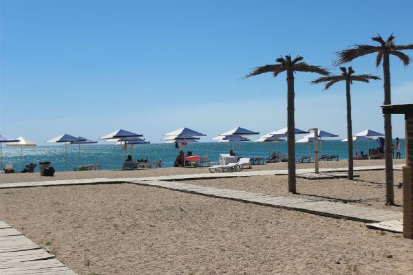 отдых в крыму песчаные пляжи