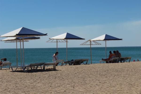 лучшие пляжи крыма для отдыха с детьми